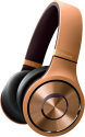 Pioneer SE-MX9 - Superior Club Sound On-Ear Kopfhörer - 50 mm-Treiber - Gold