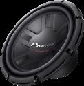 Pioneer TS-W311 - subwoofer con voice - 1000 W - nero