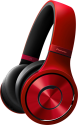 Pioneer SE-MX9 - Superior Club Sound On-Ear Kopfhörer - 50 mm-Treiber - Rot