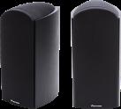 Pioneer S-BS73A - Konzentrische 3-Weg-Regallautsprecher - Für Dolby Atmos - Schwarz