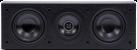 Pioneer S-C73A - Konzentrischer 3-Weg-Centerlautsprecher - Für Dolby Atmos - Schwarz