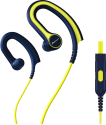 Pioneer SE-E711T - Casque In-Ear - protection contre les ruissellement - jaune