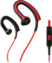 Pioneer SE-E711T - Casque In-Ear - protection contre les ruissellement - rouge