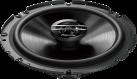 Pioneer TS-G1720F - Lautsprecher - 300 W - Schwarz