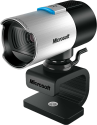 Microsoft LifeCam Studio - Full HD Webcam - 1080p - Nero/Argento