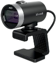 Microsoft LifeCam Cinema - Webcam - HD - Nero/Argento