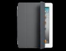 Apple iPad Smart Cover Poly V2, dunkelgrau