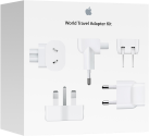 Apple MD837ZM/A - Reise-Adapter-Kit - Weiss