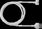 Apple MK122SM/A - Netzteil-Verlängerungskabel - 1.8 m - Weiss