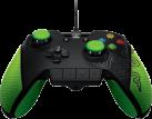 Razer Wildcat - Gaming Controller - für Xbox One - Schwarz / Grün