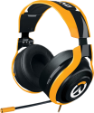 Razer Man O'War Overwatch Tournament Edition - Gaming Headset - Kompatibel mit PC, MAC, PS4 - Schwarz/Orange
