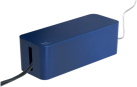 bluelounge CableBox, Blu scuro