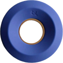 bluelounge CableYoyo10, Blu/Or