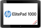 hp ElitePad 1000 G2 - Tablet - 128 GB eMMC - Nero/Argento