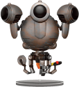 POP GAMES Fallout 4: Codsworth (Battle) POP! - Figura del gioco - 9 cm