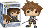 FUNKO POP! Disney - Figura del gioco - Kingdom Hearts: Sora - 9 cm