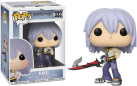 FUNKO POP! Disney - Figura del gioco - Kingdom Hearts: Riku - 9 cm