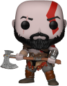 Funko God of War: Kratos POP! Vinyl - Figura del gioco - 9 cm