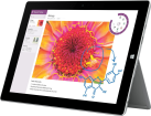 Microsoft Surface 3 - Convertible - 128 GB SSD - Silber