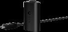 Microsoft Kit Play e Charge per Xbox One - 30 ore di autonomia della batteria - Nero