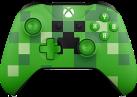 Microsoft - Bluetooth Controller - Für Xbox One - Grün/Schwarz