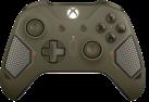 Microsoft Combat Tech Special Edition - Wireless Controller - Für Xbox One/PC - Grau