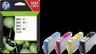 HP 364XL - 4er-Pack - Schwarz/Gelb/Cyan/Magenta