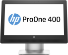 HP ProOne 400 G - Desktop-PC - Intel Core i5-6500T (2.5 GHz) - Schwarz