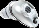 ETYMOTIC ER135 The BEAN - Amplificateur Sonore Personnel - 1 piéce - Argent
