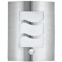EGLO 30194 CITY 1 - Lampada da parete - 1x 60 watts - Bianco