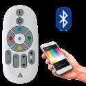 EGLO 32732 CONNECT, Bluetooth Fernbedienung, grau