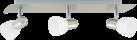 EGLO E14 ENEA 90985 - Spot - 3x 40W - Weiss