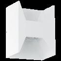 EGLO 93318 MORINO - Applique - 2x 2.5 watts - Blanc