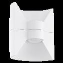 EGLO 93367 REDONDO - Lampada da parete - 2x 2.5 watts - Bianco