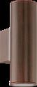 EGLO RIGA 94105 - Appliques murale - 2x 3 W - Morron