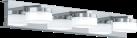 EGLO 94653 ROMENDO - Wandleuchte - 3x 4.5 W - Chrom