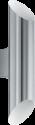 EGLO AGOLADA 94803 - Lampada da parete - 2x 3.7 W - Acciaio inox/Bianco