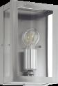 EGLO ALAMONTE 94827 - Lampada da parete - Max. 60 W - Acciaio inox