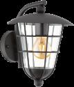 EGLO PULFERO 94841 - Lampada da parete - Max. 60 W - Nero
