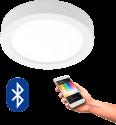 EGLO 96669 FUEVA CONNECT, Bluetooth LED-Deckenleuchte RGBW, weiss