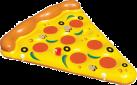 myPOOL Tranche de pizza flottante