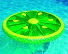 myPOOL Île flottante, citron vert