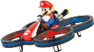 Carrera RC Mario-Copter