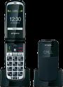 emporia GLAM V34 - Cellulare per anziani - Ampio display a colori - Nero