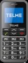 emporia TELME C151 - Téléphone portable - Grands caractères - Gris
