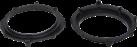 RTA Lautsprecher-Halterung fahrzeugspezifisch - Schwarz