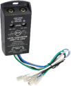 RTA 003.000-0 - 2-Kanal High Low Adapter - Universal - Schwarz