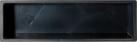 RTA Porta aggetto - Per mascherine doppio DIN con apertura - 1-DIN - Nero