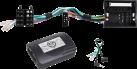 RTA 014.289-0 - Interfaccia comandi al volante - Per veicoli analoghi - Nero
