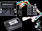 RTA 014.063-0 - Interfaccia Comandi al volante - Per Mercedes CLS/E/SLK - Nero